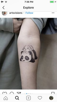 Cute Little Tattoos, Sweet Tattoos, Small Girl Tattoos, Couple Tattoos, Tattoos For Women, Tattoo Care, Tattoo Now, Music Tattoos, Body Art Tattoos