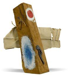 Joan Miró, Painting-Object   JordiWendy