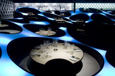 Bluefrog Music Club   Serie Architects