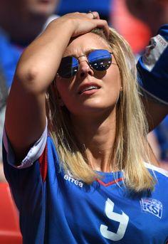 Hot Football Fans, Football Girls, Football Outfits, Soccer Fans, Female Football, Football Soccer, Gq, Kun Aguero, Russia World Cup
