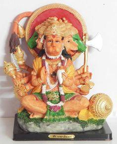 Panchamukhi Hanuman (Poly Resin))