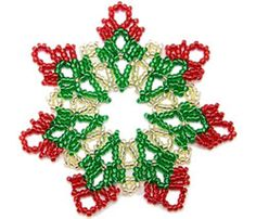 Pretty Lace Ornament, Sova Enterprises