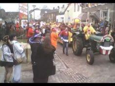 Carnaval in s-Heerenberg '' Gehele optocht ''