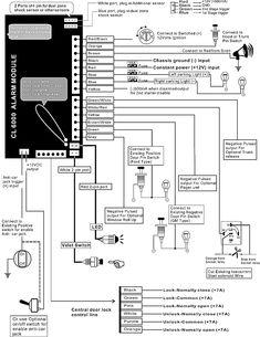 alarm wiring diagram honda cars  | 1128 x 1504