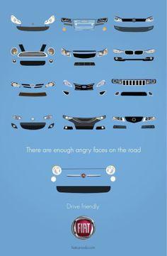 Fiat 620x950 - 80 Ultra Creative, Clever Inspirational Ads #advertising #creative #inspiration #design #fiat #cars