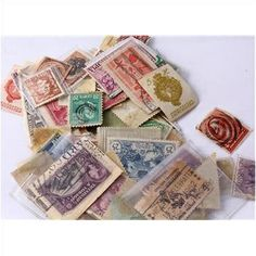 Mixed Stamps, 80+ Stamps  http://www.propertyroom.com/listing.aspx?l=9450442