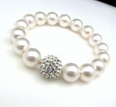 acda21ce87b2 bridal jewelry wedding jewelry bridal bracelet by DesignByKara