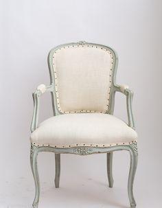 provencial arm chair