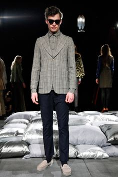 Timo Weiland   Fall 2011 Collection