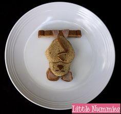 stellaluna sandwich