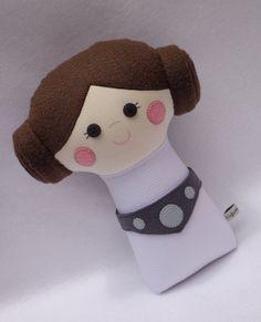 Leia princess toys star wars leia princess by dollsfofurasbyleila                                                                                                                                                      Mais