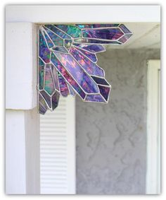 Fall Home Decor Trends: Aura Amethyst Crystal Cluster