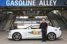 ロジャー・ペンスキー、100回目のインディ500でペースカーを運転  [F1 / Formula 1]