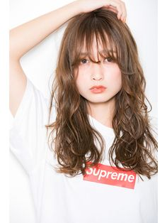 【Euphoria銀座】大人可愛いゆるふわウェーブアッシュベージュ☆ Style, Swag, Outfits