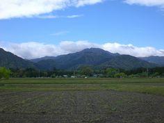 菰野町千種地区 釈迦ヶ岳  平成24年5月3日撮影