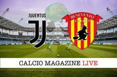 Juventus-Benevento: probabili formazioni tabellino e risultato in diretta