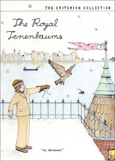 the royal tenenbaums, director wes anderson
