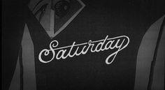 Anthony Lane - Saturday Script