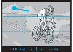Use these photographer's tricks to get great cycling pictures