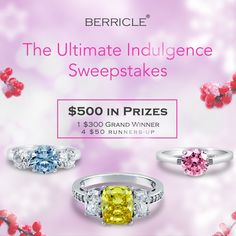 Enter #BerriclePinToWin for $500 in prizes! Enter page >> https://www.berricle.com/giveaway