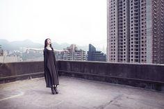 CHONGQING CITY | Fashion Story 02 by Matthieu Belin, via Behance