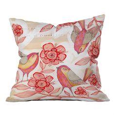 Sprinkling Sound Pillow by Cori Dantini, for my friend Elizabeth!