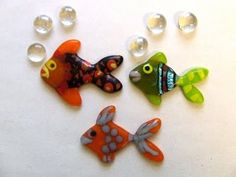 Fused Glass Fish Tutorial - YouTube