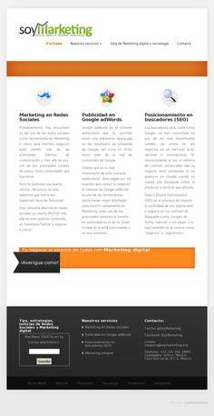 Marketing digital en www.soymarketing.org