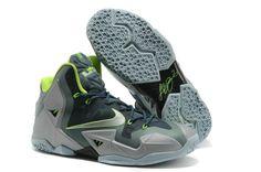 "Nike LeBron 11 ""Dunkman"" Mica Green/Volt-Sea Spray"