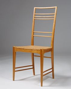 "Chairs ""Poem"" designed by Erik Chambert — Modernity"