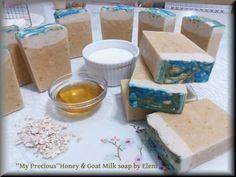 My Precious Oats Goats Milk and Honey Greek by ElenisLittleShop