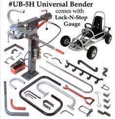 UB-5H Bender  und das ganze kleiner für Feinwerkzeugtechnik ohne Hydraulikunterstützung