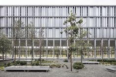 ENSAE PARISTECH Campus Paris-Saclay / CAB Architectes