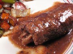 German Beef Rouladens