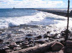 Marquette, MI : Lake Superior