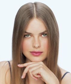 5 ways to part your hair