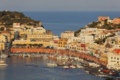 (Franz Marc Frei via Getty Images) Secret Italy: Where To Escape The Crowds: Ponza, Lazio (Ponza is the largest of the Pontine Islands and the place to see real Italy while rubbing shoulders with wealthy yacht owners. The main areas are Ponza Porto, a vibrant harbour with a variety of bars and restaurants, and Le Forna in the north with its natural pools and beautiful white cliffs. How to get there: Around 3 hours' drive from Rome (including ferry trip)