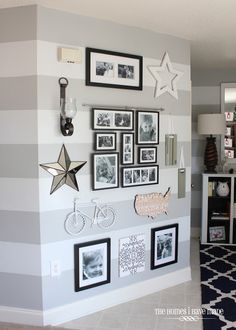 Entryway Gallery Wall {Entry Update}