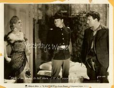 1931 CAUGHT with Richard Arlen and Louise Dresser as a saloon/gambling owner Calamity Jane
