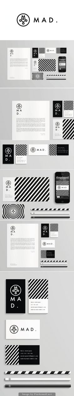 Great identity for brand concept