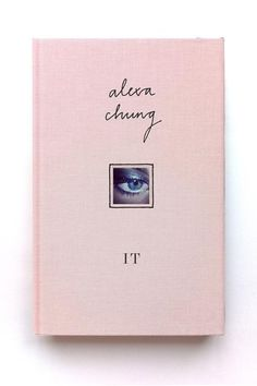 Pretty Coffee Table Books to Read: IT, by Alexa Chung