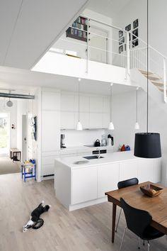 langeeng housing / copenhagen / 2009 - DORTE MANDRUP ARKITEKTER