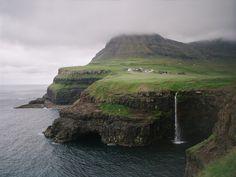 "darksilenceinsuburbia: ""Alex Mazurov & Anastasia Glebova: Faroe Islands """