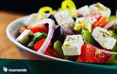 Cena con @Elleniko e scopri tutto il gusto della cucina greca tra bifteki souvlaki e pita. Moovenda ti ordino tzatziki ti amo  #food #roma #cena #greco #foodlovers #moovendiamo