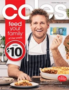 Coles Magazine August Do you know what's in and what's hot in the Coles Australia for this week? Coles Recipe, Seasoned Potatoes, Weekly Specials, Cottage Pie, Beauty Magazine, Cooking Tips, Food To Make, Clean Eating, Easy Meals
