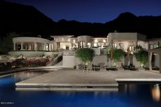 Arizona Luxury Homes   Todayu0027s Featured Home/ Executives At Home/ Work Out  Of Your