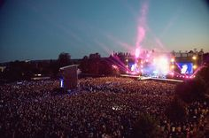 Peace & Love festivalen i Borlänge