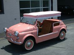 1960 Fiat 400 Jolly