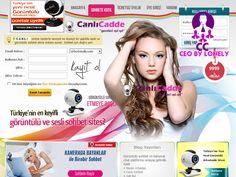 Canlicadde.com Kızlar Sohbet Chat Blog