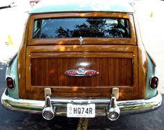 1952 Buick Eight Super Estate Wagon
